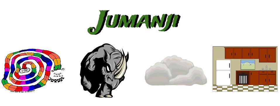 Fitz Jumanji 4 Icon Challenge
