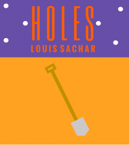 Holes Book Cover Done -)